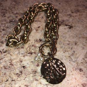 Jewelry - Wrap gold bracelet